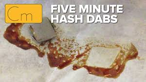 how to turn hash into vape oil
