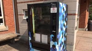 Drug Dispensing Vending Machine New Ottawa Installs Needle Crack Pipe Vending Machines CTV News