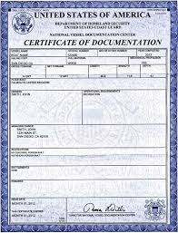 Title Or Yacht Documentation - Difference What's State Online Uscg Vessel Docs The