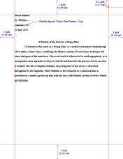 Perception Research Paper Instruction    Speechsuccess net