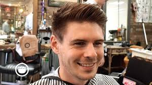 Crew Cut Hair Style the american crew cut a timeless mens hairstyle youtube 6294 by stevesalt.us