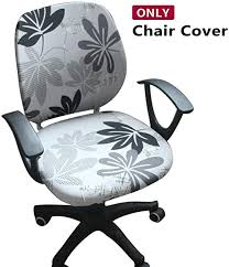Home, Furniture & DIY Office Computer Swivel <b>Chair Cover Stretch</b> ...
