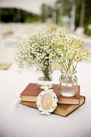 24 simple and cute book wedding centerpieces weddingomania rh weddingomania book centerpieces wedding reception book wedding centerpieces
