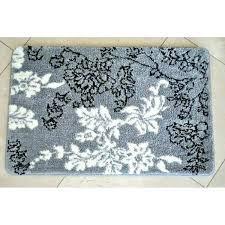 grey bathroom rug beautiful grey bathroom rugs or memory foam white fl bath mat large new
