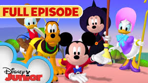 Mickey's Treat 🎃   Full Episode   Mickey Mouse Clubhouse   Disney Junior -  YouTube   Mickey mouse episodes, Disney mickey mouse clubhouse, Mickey