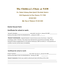 Houston Doctors Note 36 Free Fill In Blank Doctors Note Templates For Work School