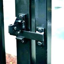 latches for fence gates wooden gate latch open both sides wood opens vinyl latches for fence gates