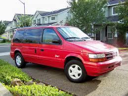 1995 Dodge Caravan Photos, Specs, News - Radka Car`s Blog