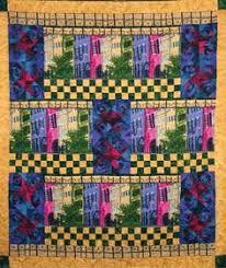 I found Happy Birthday Quilt Kit at Gail Kessler's ... & Summer Stroll Quilt Pattern by Frond Design Studio Adamdwight.com