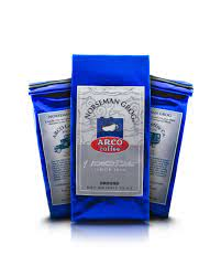 Gilbert lodge proudly serves arco coffee to its guests. Arco Norseman Grog Flavored Coffee 12 Oz Arco Norseman Grog Flavored Coffee 12 Oz 340 19 G 2940753 Grd 2940751 Wb 8 98 Arco Coffee Co Fresh Roasted Coffee Since 1916