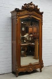 antique armoire furniture. Louis XV Monumental Antique Armoire With Cherubs - Armoires / Wardrobes Bedroom Furniture Retro Interjeras