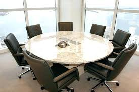round office table. Round Office Desk Table Boardroom Glass N