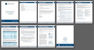 It Proposal Template Word Word Templates Design Ninjaturtletechrepairsco 2