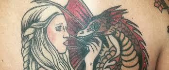 Heres How Game Of Thrones Fans Feel About Their Daenerys Tattoos