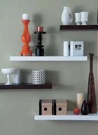 luxury ideas black floating wall shelf corner 20 15 modern shelves