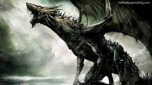 Dark Dragon Wallpapers - Top Free Dark ...