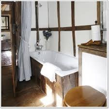 simple rustic bathroom designs. Small-rustic-bathroom-with-beams Simple Rustic Bathroom Designs O