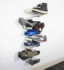 Nest Shoe Rack - Wall Mounted at STORE. Uber cool take on the traditional shoe  rack from the designers at J-ME.