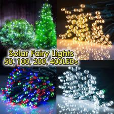 Kogan Solar Fairy Lights 200 LED 219m Warm White  KogancomSolar Fairy Lights Australia