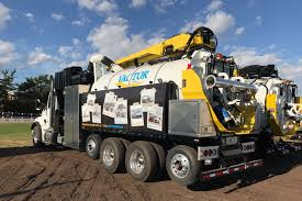 Hydro Excavator Truck Vacuum Excavator 2017 Unveiling Joe Johnson Equipment