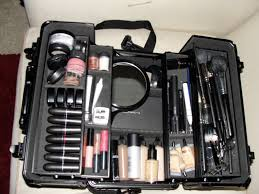 mac makeup kit box. early april i purchased the mac pro color kit and mac tool for school. both with 40 % stu. makeup box
