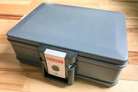 The Best Fireproof Document Safe