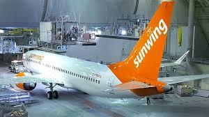 Sunwing Airplane Seating Chart Sunwing Fleet