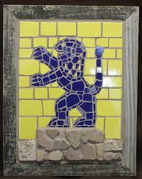 messianic judaism artist mosaics available at vanabbemadesigns  on messianic jewish wall art with lion of judah messianic art mosaic available at van abbema designs