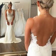 sexy sheath wedding dress jewel sleeveless illusion back with