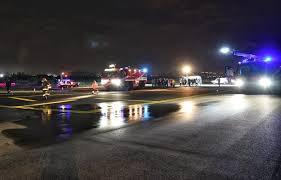 Cagliari, incidente aereo a Elmas: ma è solo un ...