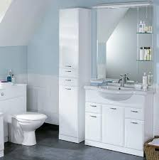 Bathroom Modular Furniture Units Modest On With Gloss Collection Throughout Impressive Design