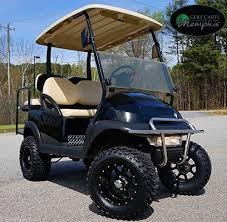 lift kit for golf cart. club car precedent golf cart 6\u2033 lift kit + 12\u2033 wheels and 23\u2033 for r