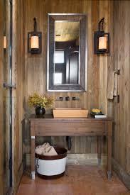 bathroom design houston. Powder Bath By Design House - Houston, TX. Wood Panel Walls, And Bathroom Houston
