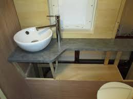 countertop basin and tap