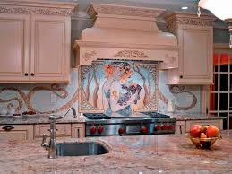 Diy Tile Backsplash Kitchen Ceramic Tile Backsplashes Pictures Ideas Tips From Hgtv Hgtv