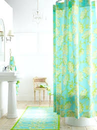 hot pink shower curtain liner hd pictures of best lilly pulitzer shower curtain for inspiration bright