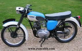 triumph tiger cub motorcycle for sale