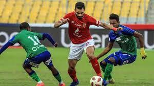 اتحاد الكرة يعلن طاقم حكام مباراة الأهلي ومصر المقاصة