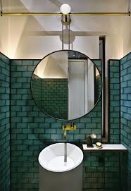 bathroom tile accessories. Bathroom : With Dark Green Tile Floor Accessories Decor Vintage Old Blue Tiled Decorating Ideas
