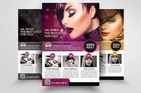 Beauty Salon Flyer Template Free Photography Flyer Templates Awesome Beauty Salon Flyer Template 1