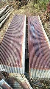 where to corrugated metal metal roofing for a how to reclaimed corrugated metal reclaimed