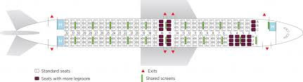 Boeing 738 Seating Chart Air Transat Fleet Boeing 737 800 Details And Pictures