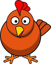 chicken clipart. Delighful Chicken Cartoon20clipart20free In Chicken Clipart