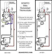 thermostat to furnace wiring diagram Furnace Thermostat Wiring how to wire water heater thermostat furnace thermostat wiring diagram