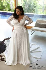 plus size bridal 40 gorgeous plus size wedding dresses for the special day