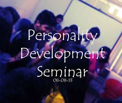 an essay on personality development personality development seminar for the month of 2013