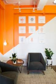 office wall painting. Brilliant Painting Office Tour Day One Agency U2013 New York City Offices And Wall Painting I