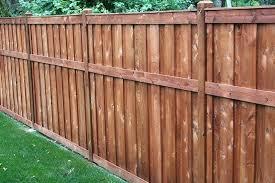Stain A Wood Fence Teknofon Co