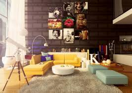 Low Cost Living Room Design Ideas 6 Simple Tips For Low Cost Interior Wall  Decor Decorating Design Decor