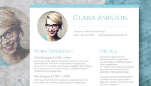 Great Resume Template Adorable 28 Great Resume Templates To Help You Land A Job